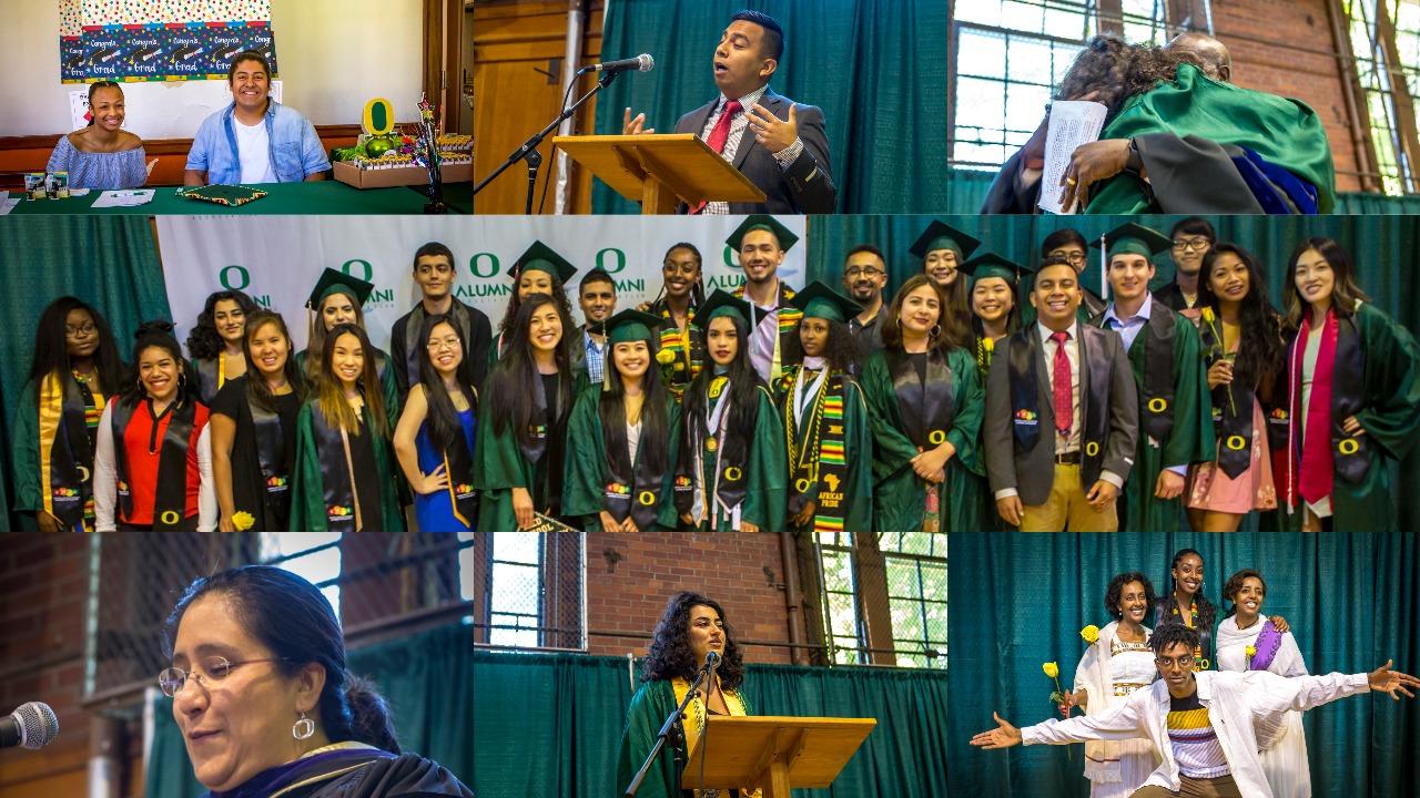 CMAE Graduation Ceremony 6_18 Collage2