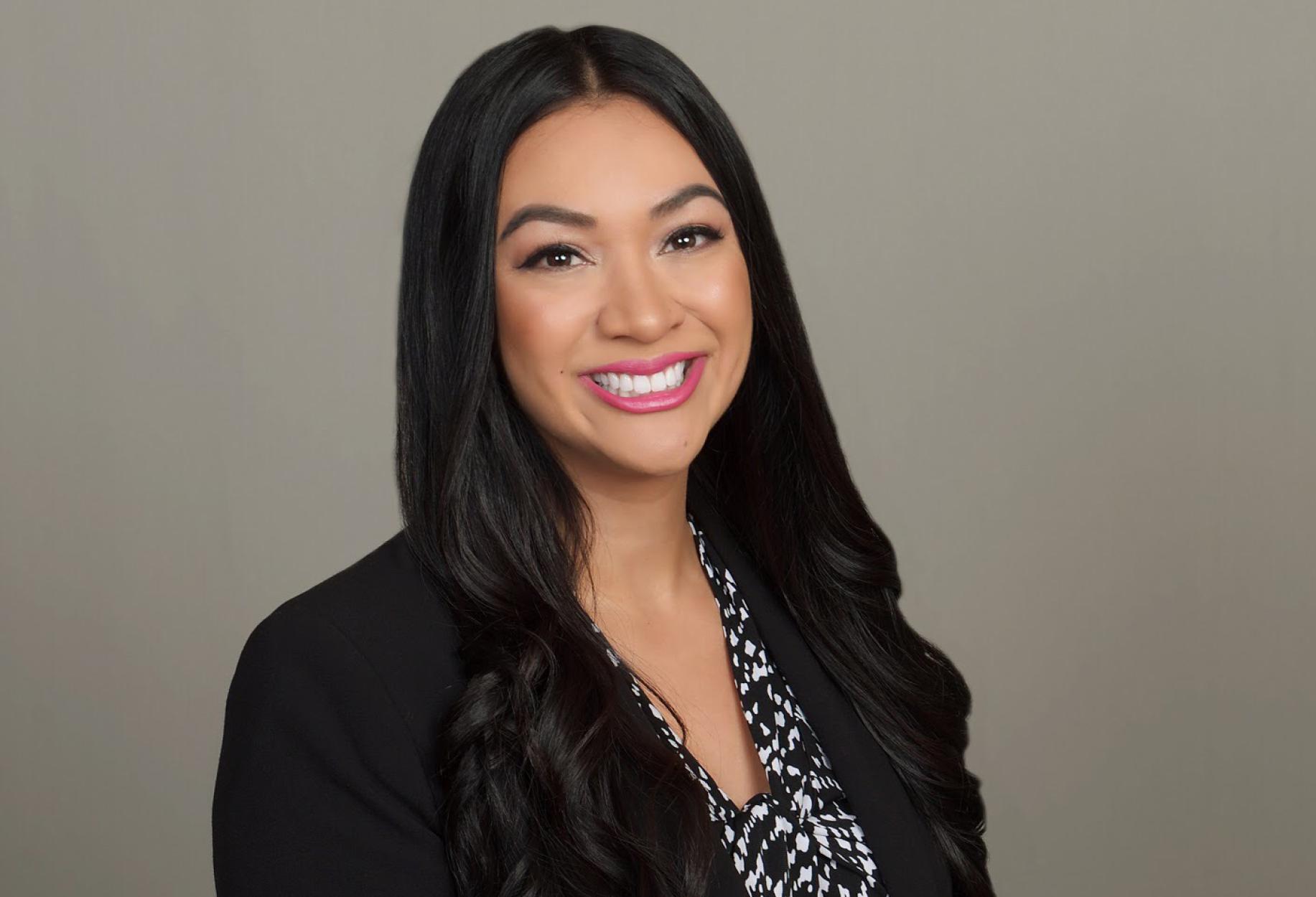 Ana Hernandez  Student Relations Officer