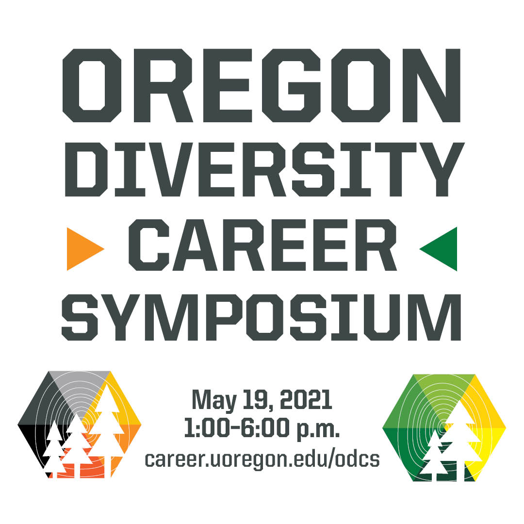 Oregon Diversity Career Symposium: Own Your Story