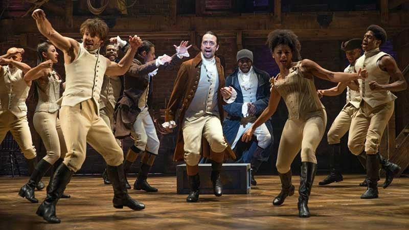 Streamed 'Hamilton' was great theater on the small screen