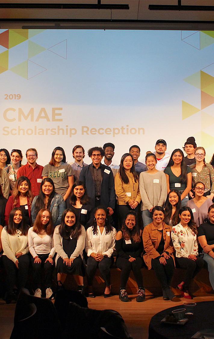 2019 cmae scholarship receptionimg