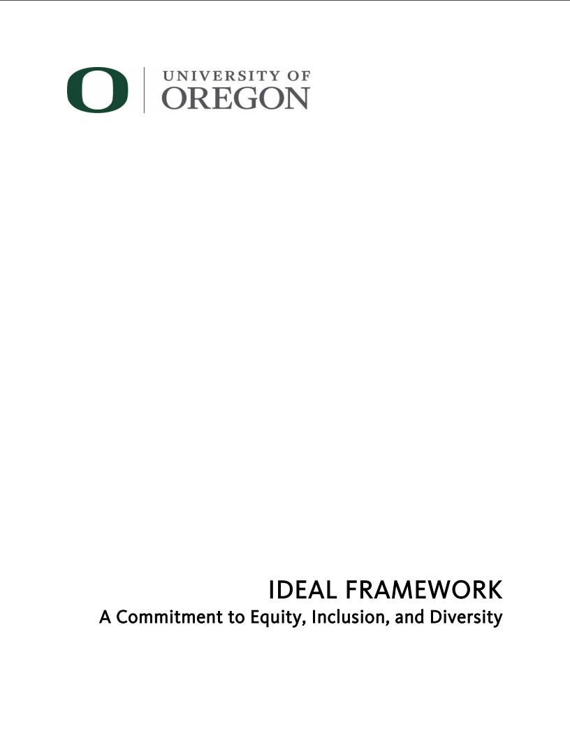 IDEAL Framework