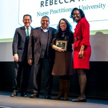 IDEAL INSTITUTIONALIZATION AWARD - Lisa Abia-Smith