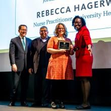 IDEAL INSTITUTIONALIZATION AWARD - Rebecca Hagerwaite