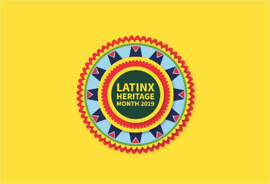 Latinx Heritage Month 2019 Icon Photo
